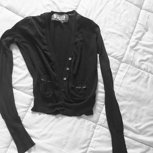 Abercrombie and Fitch Claudia cardigan size m